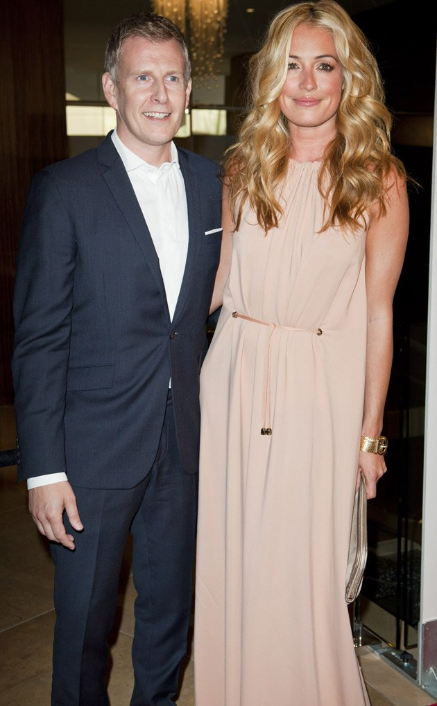 Cat Deeley, Patrick Kielty, Critics Choice
