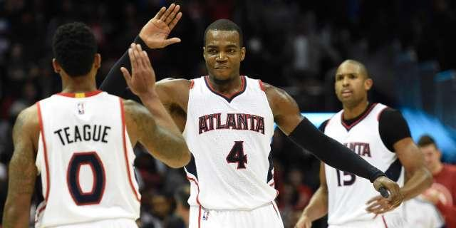 Three Atlanta Hawks lead 2015 NBA All-Star reserves