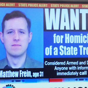 Police: Man Wanted in Trooper Ambush Is Captured