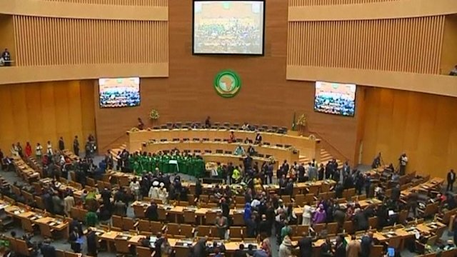 China praised at African Union summit