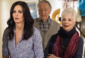 Courteney Cox, Shirley Jones | Photo Credits: Darren Michaels/ABC