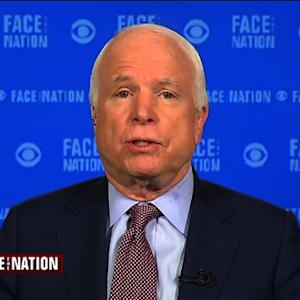 "John McCain: U.S. approach to counterterrorism is ""delusional"""