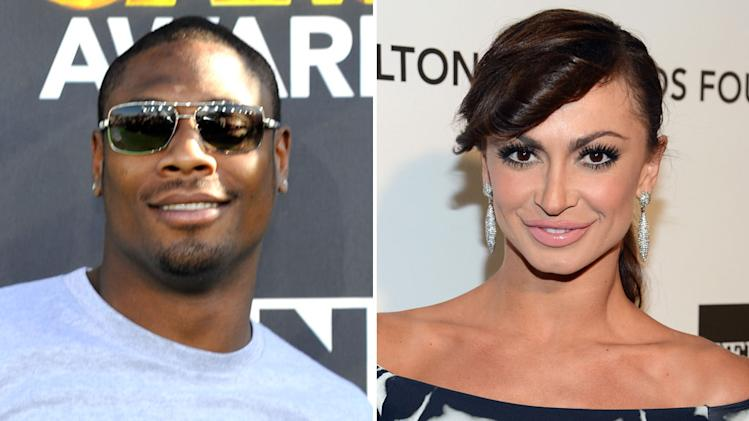 Jacoby Jones & Karina Smirnoff