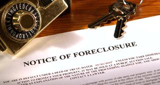 Notice of foreclosure copyright Olivier / Fotolia.com