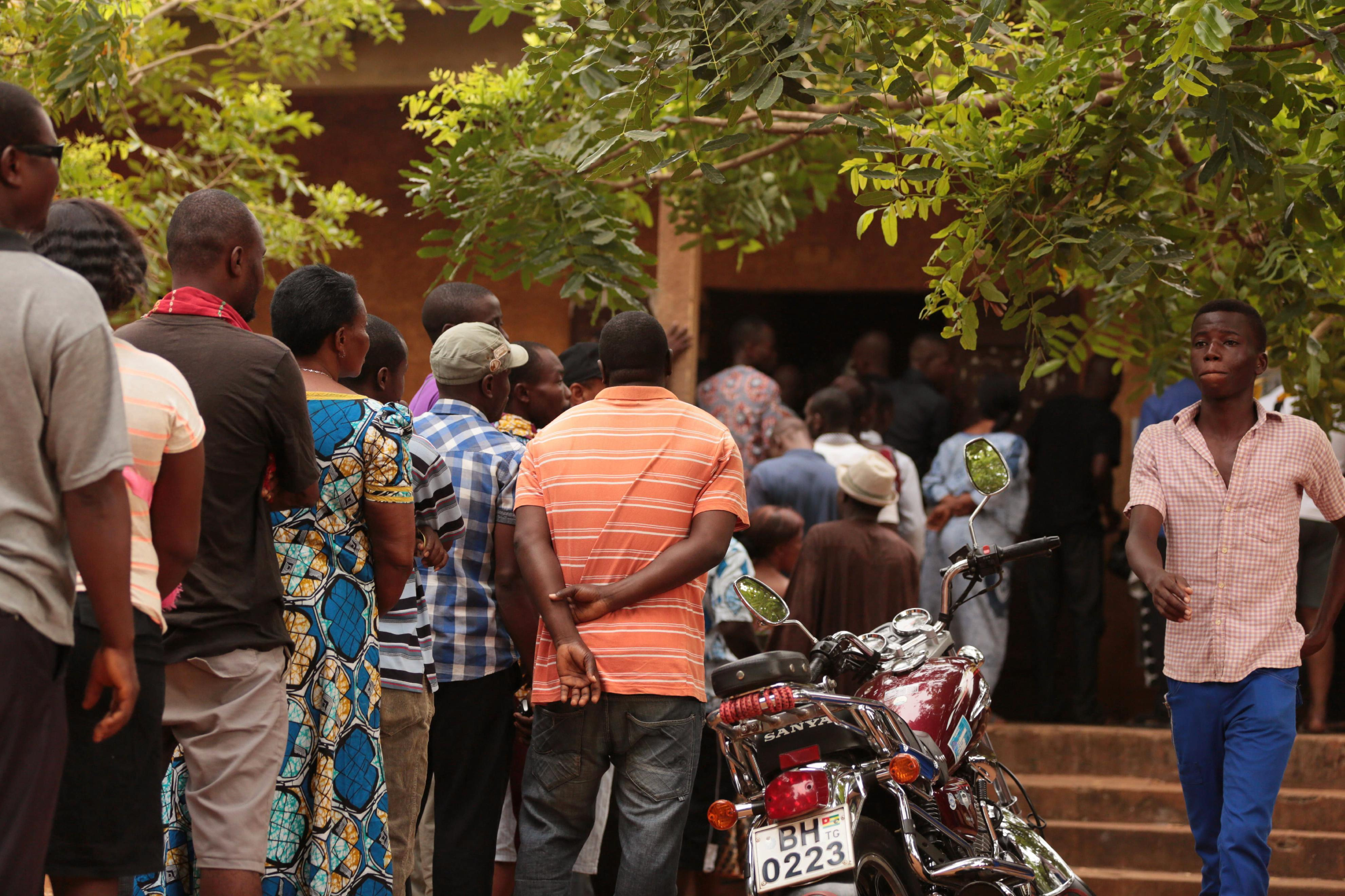 Togo votes as president seeks to continue family dynasty