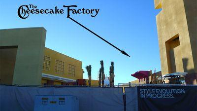 The Fourth Las Vegas Cheesecake Factory Sets An Opening Date