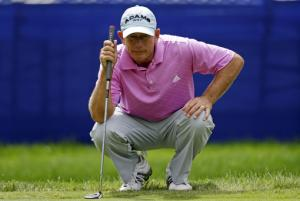 Goodes leads Boeing Classic by 1 stroke