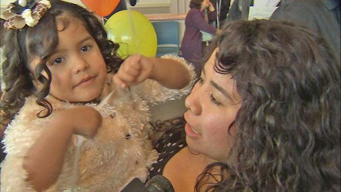 National Adoption Day: 100 LA foster care children find homes