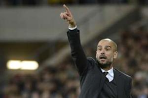Guardiola: Bayern still not my team