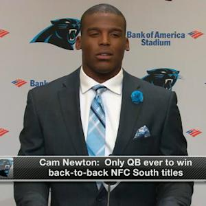 Carolina Panthers quarterback Cam Newton: If I can make it anyone can