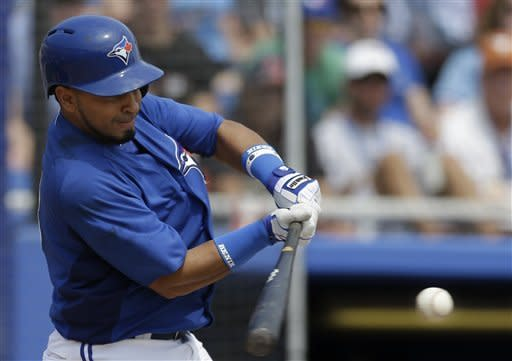 Morrow hit hard as Blue Jays lose to Braves 10-5