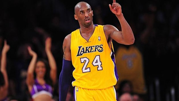 Das wertvollste Team: Kobe Bryant und die Lakers