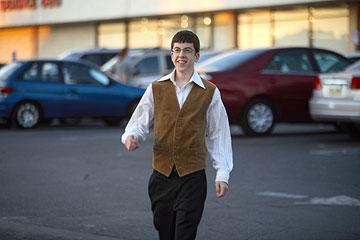 Christopher Mintz-Plasse in Columbia Pictures' Superbad