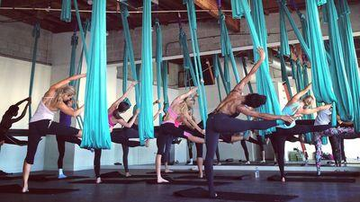 Join Us For Aerial Fitness, Kreation, and Shopping at AIR This Thursday!
