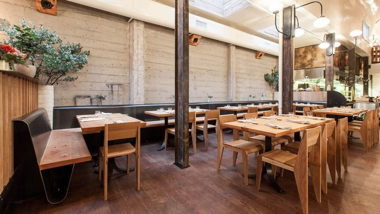 The Progress Makes Esquire's Best New Restaurants List; Wharf Fest is Coming