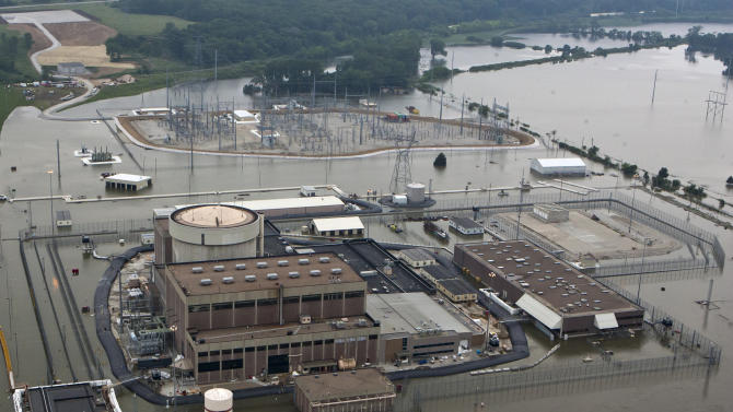 Troubled Neb. nuke plant inches closer to restart