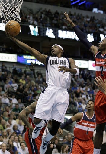 Mavericks get much-needed win, 107-98 over Wizards