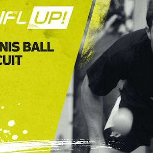 NFL UP!: Luke Kuechly - Tennis Ball Circuit
