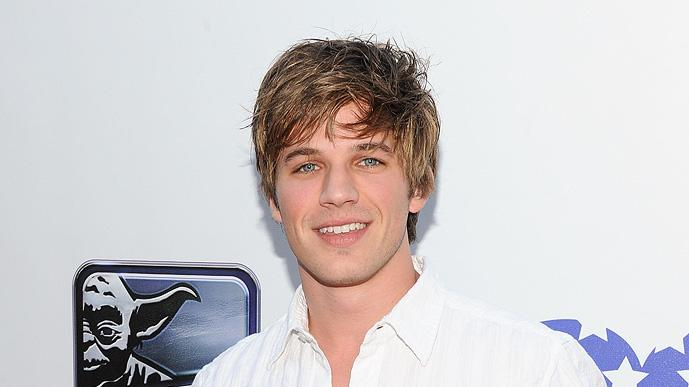 The Empire Strikes Back 30th Anniversary Charity Screening Event 2010 Matt Lanter
