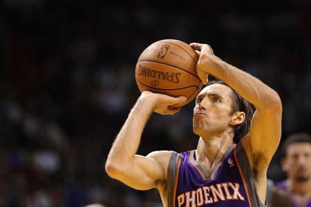 Phoenix Suns' Steve Nash Is The NBA's Best Late-Game 3-Point Shooter Since 2000