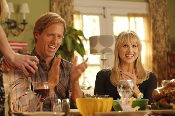 Exclusive NSFW Video: Ben and Kate's Nat Faxon Adds Sexual Innuendo to Thanksgiving Menu