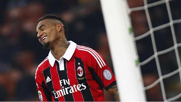 Serie A - Boateng: Racism is a virus
