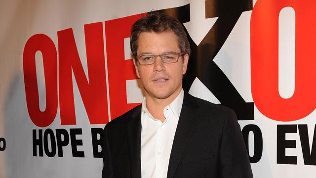 Matt Damon: Larry Hagman Impacted My Life
