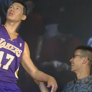 Raw Video: Jeremy Lin Wax Figure Unveiled At Madame Tussauds In Fisherman's Wharf