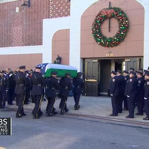 Eye Opener: NYPD pays tribute to fallen officer