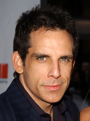 Ben Stiller at the Los Angeles premiere of 20th Century Fox's Dodgeball: A True Underdog Story