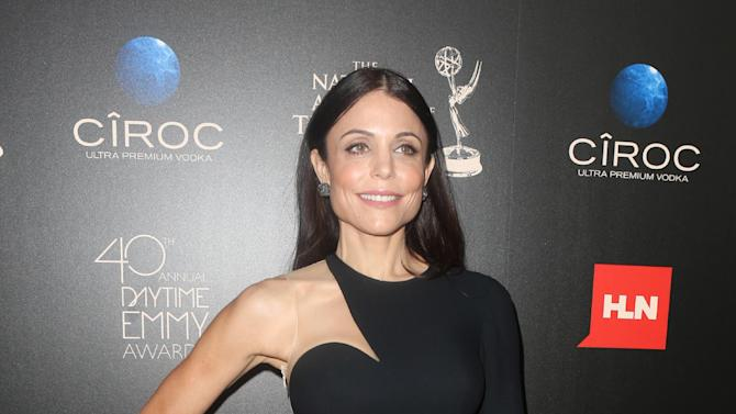 IMAGE DISTRIBUTED FOR EFG - Bethenny Frankel seen at The 40th Annual Daytime Emmys Awards Redtouch Red Carpet, on Sunday, June 16, 2013 in Beverly Hills, Calif. (Photo by Ryan Miller/Invision for EFG/AP Images)
