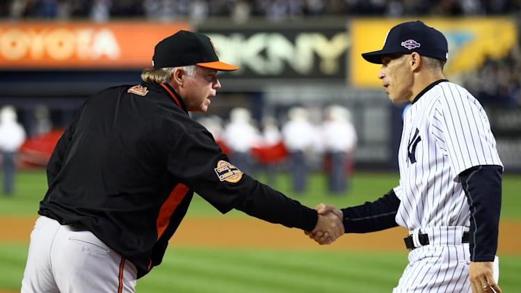 Division Series - Baltimore Orioles v New York Yankees - Game Three