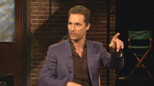 Matthew McConaughey: Being Selfish