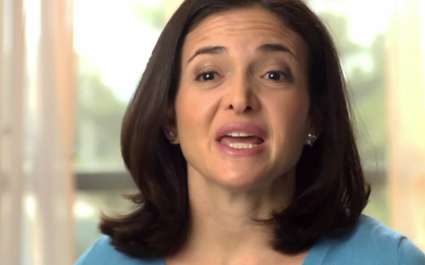 Sheryl Sandberg Endorses Leaving Early; Google Goggles Get Ads