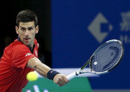 Djokovic and Nadal through to China Open semis