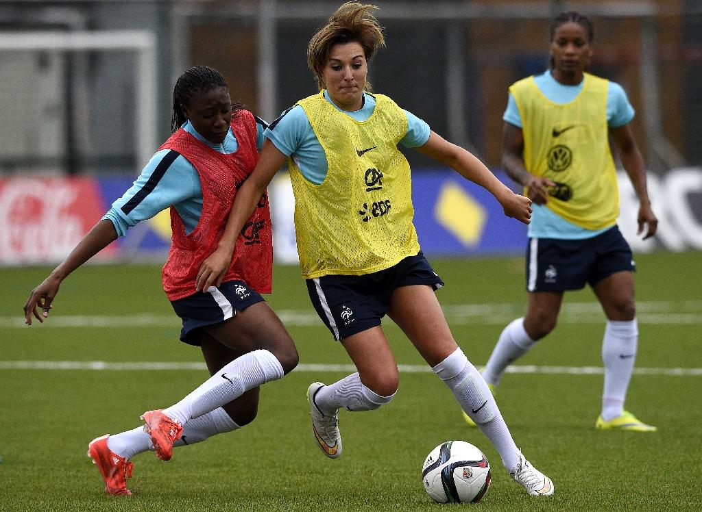 Boot camp whips French women into shape for World Cup