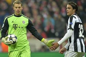 Neuer: Early goal shocked Juventus