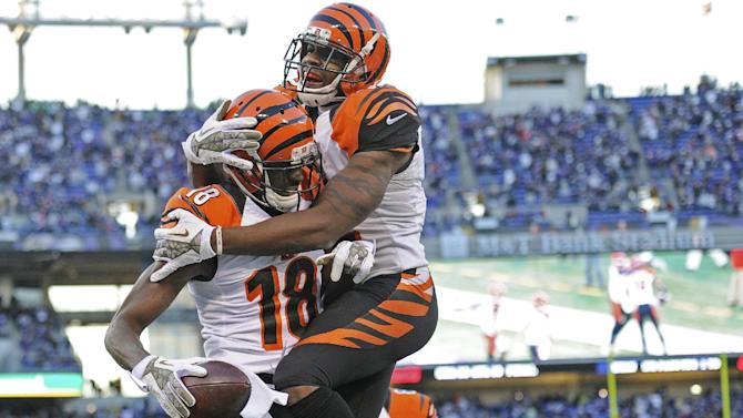 Bengals a little healthier, in control of North