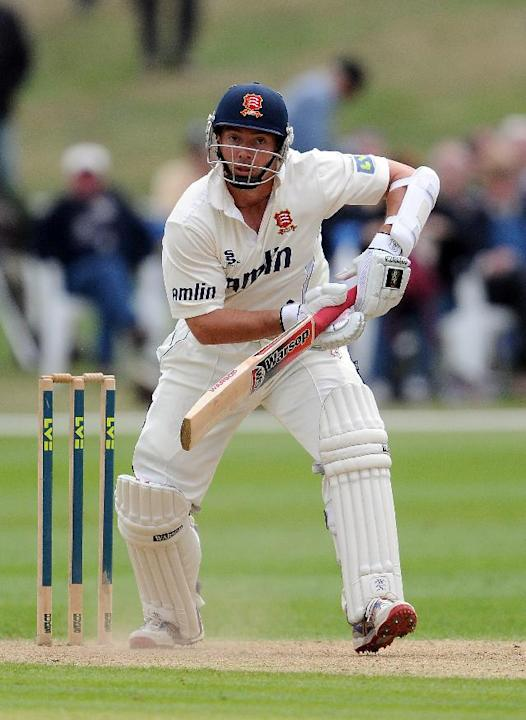 Graham Napier is one of seven players to extend their stay at Essex