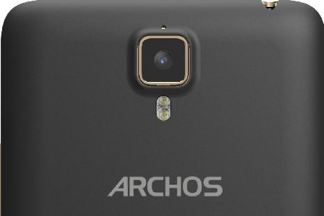 The Archos 50d Oxygen smartphone promises to be high-end for $150