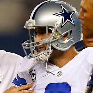 Fantasy Minute: Tony Romo's status remain in serious doubt