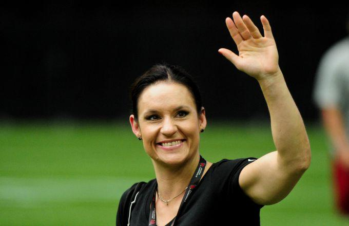 Jen Welter, First Female NFL Coach, Is No Longer an NFL Coach