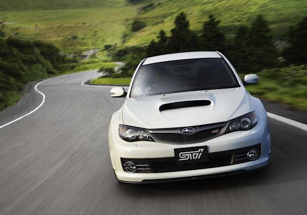 Subaru STI