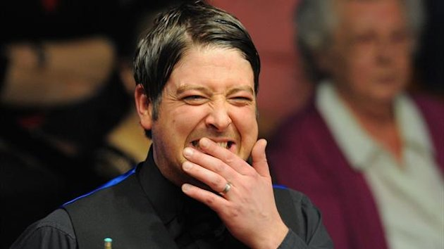 matthew stevens 2012 world championship
