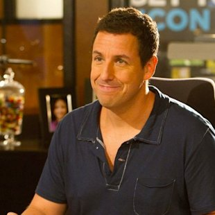 "Adam Sandler for ""Hello Ghost"""
