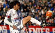 Recoba: Forlan suffered in Eto&#39;o&#39;s Inter shadow