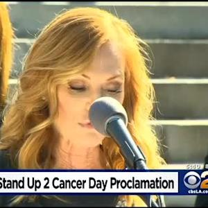 It's Time Again To 'Stand Up To Cancer'