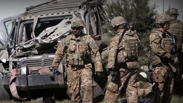 Taliban targets NATO convoy in large Kabul explosion