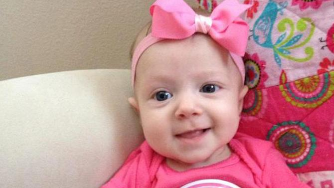 Paramedic's baby girl in need of new heart