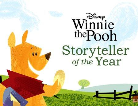Disney Launches Search for Winnie the Pooh Storyteller of the Year